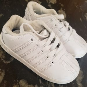 Kswiss infant sneakers